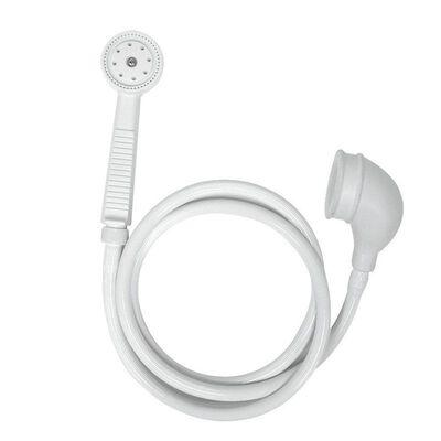 Danco White Handheld Showerhead