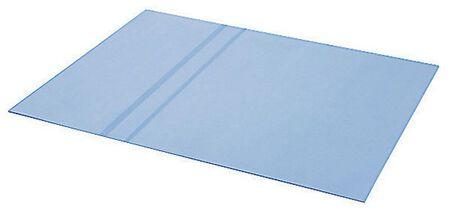 Plaskolite Single Acrylic Sheet .100 in. x 30 in. W x 36 in. L