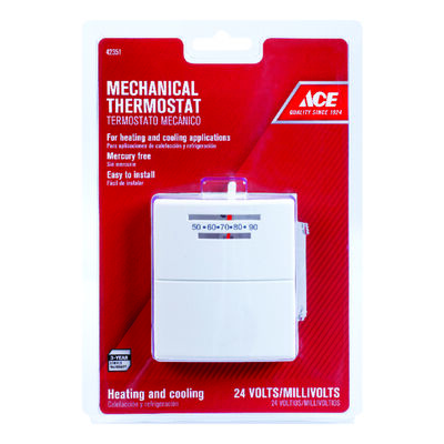 Ace Mechanical Thermostat