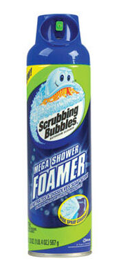 Scrubbing Bubbles Mega Shower Foamer Shower Cleaner 20 oz.