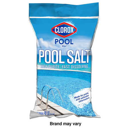 Clorox 40lb Pool Salt