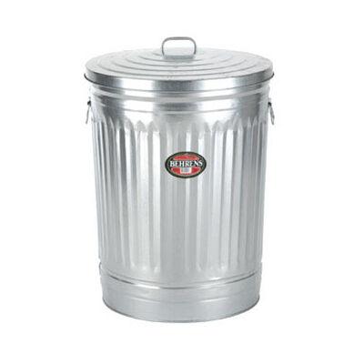 Behrens 20 gal. Galvanized Steel Garbage Can