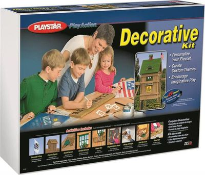 Decorative Features Kit