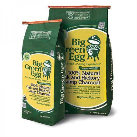100% Natural Lump Charcoal 20 lb Oak/Hickory