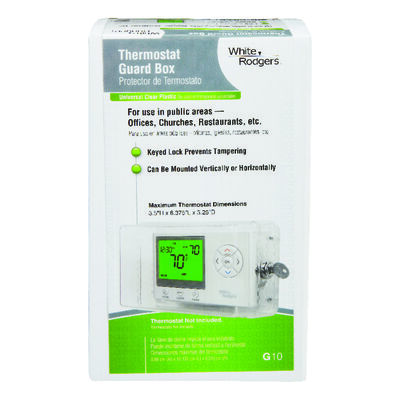 White Rodgers Thermostat Guard Box