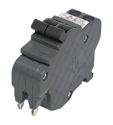 Federal Pacific Double Pole 20 amps Circuit Breaker