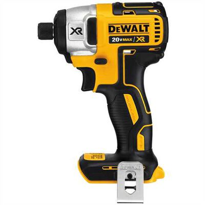 """20V MAX* XR 1/4"""" 3-Speed Impact Driver (Bare)"""