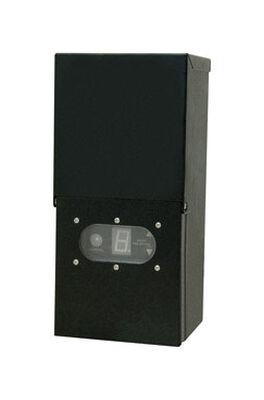Paradise Plug In Underground Control Box Black 300 watts 12 volts 1 pk