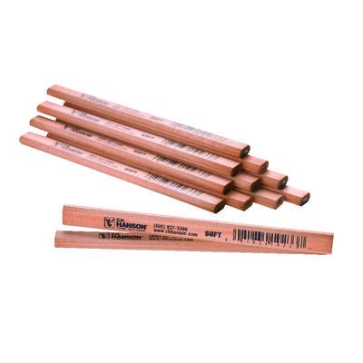 C.H. Hanson Beige Carpenter Pencil