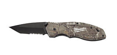 Milwaukee Camo Pocket Knife