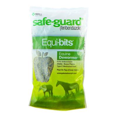 Safe-Guard 1.25 lb. De-Wormer For Horse