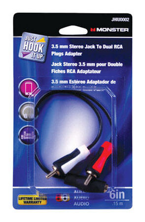 Vanco Audio Visual Cable Adapter 1