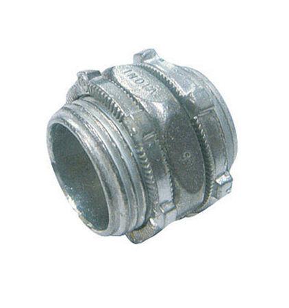 Sigma 1-1/8 in. H Round Box Spacer Black Zinc