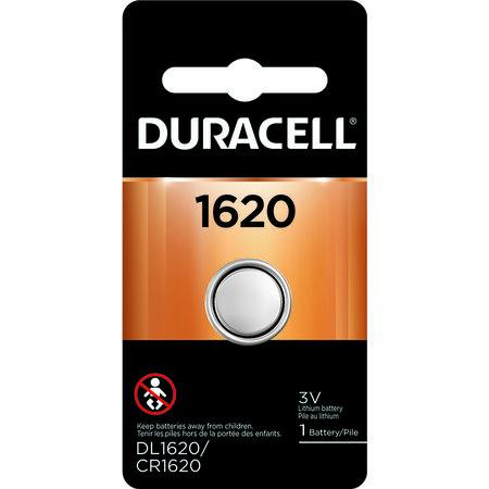 Duracell DuraLock 1620 Lithium Security Battery 3 volts 1 pk