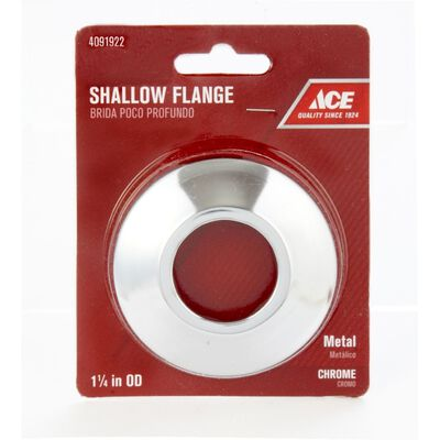 Ace 1-1/4 in. Brass Shallow Flange
