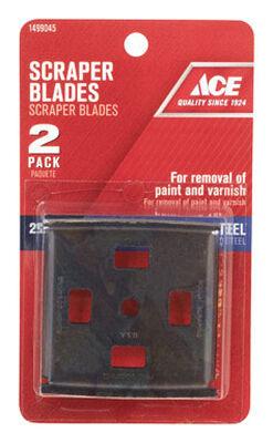 Ace Tempered Steel Scraper Blade 2-1/2 in. W