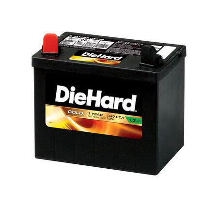 DieHard Lawn and Garden Battery 340 amps