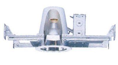 Halo 4.375 in. W White Aluminum Incandescent 4 in. Recessed Light Housing