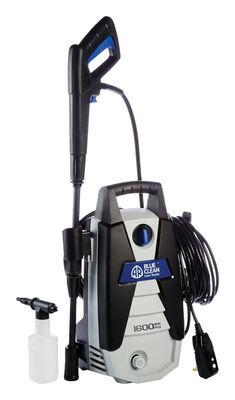 AR Blue Clean Electric Pressure Washer 1600 psi 1.58 gpm