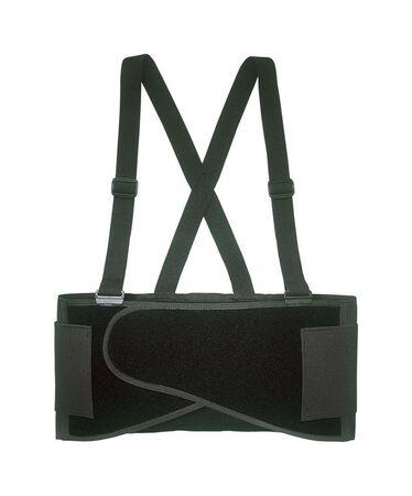 CLC Black Elastic Back Support Belt 38 To 47