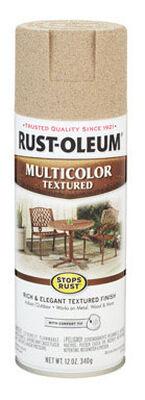 Rust-Oleum Stops Rust Desert Bisque Textured Multicolor Textured Spray 12 oz.