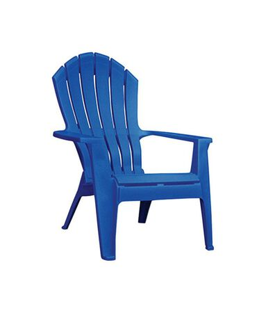 Adams RealComfort Adirondack Chair Blue