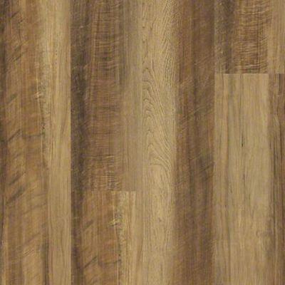 Resilient Vinyl plank carton - Tawny Oak