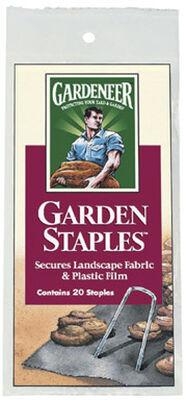 Easy Gardener Steel Garden Staples 4.5 in. W 20
