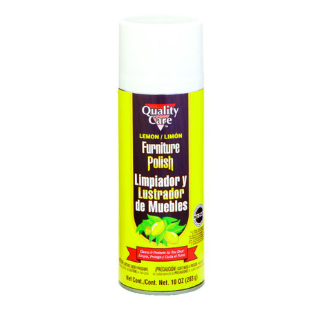 Quality Care 10 oz. Furniture Polish Spray