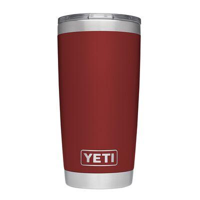 YETI Rambler Insulated Tumbler w/Lid Brick Red 20 oz. 1 pk