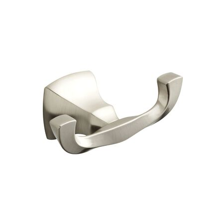 Delta Sawyer 5.72 in. H x 3.54 in. W x 3.39 in. L Robe Hook