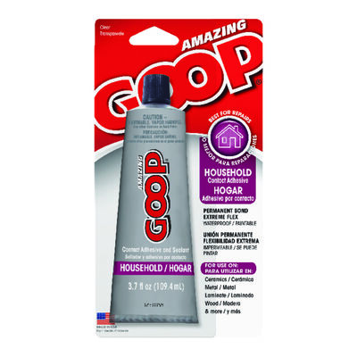 Goop Household Contanct Adhesive 3.7 oz.