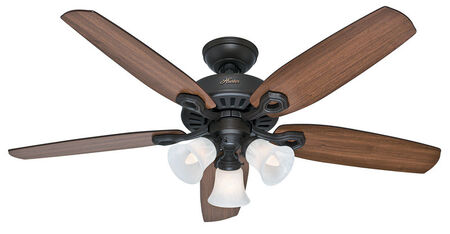 Hunter Ceiling Fan 13 in. W New Bronze