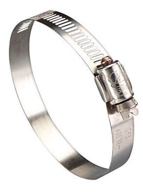 Ideal Tridon 5 in. to 7 in. Stainless Steel Hose Clamp