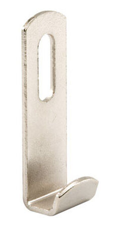 Prime-Line Chrome Medium Mirror Holder Clip 4 pk