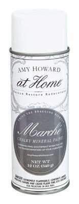 Amy Howard at Home Mineral Chalk Marche Matte Spray Paint 12 oz.