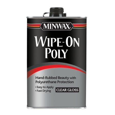 Minwax Gloss Clear Polyurethane 1 qt.