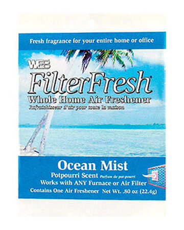 Web Filter Fresh Air Freshener Ocean Mist 0.80 oz.