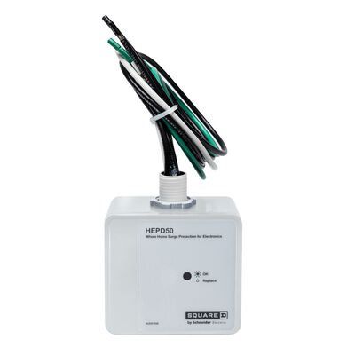 Square D Surge 200 amps Home Electronics Protective Device