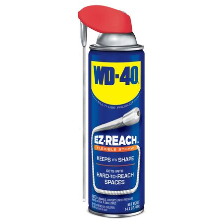 WD-40 EZ-Reach Lubricant 14.4 oz. Aerosol Can