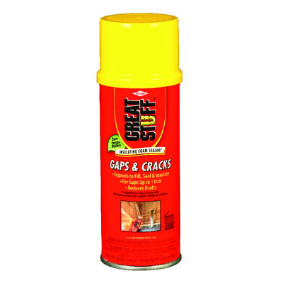 Great Stuff Gaps & Cracks Insulating Foam Sealant 12 oz.