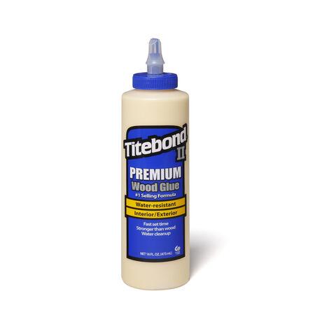 Titebond II Premuim Cream Wood Glue 16 oz.