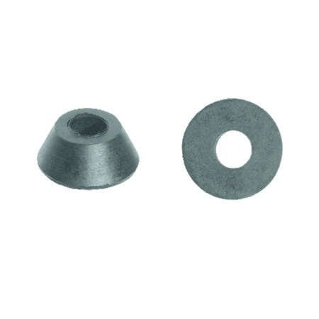 Danco 3/8 in. Dia. Synthetic Rubber Washer 5