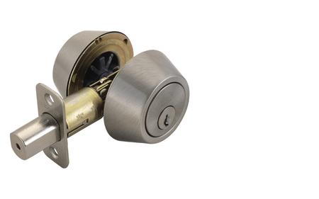 Pro Double Cylinder Deadbolt , Satin Nickel