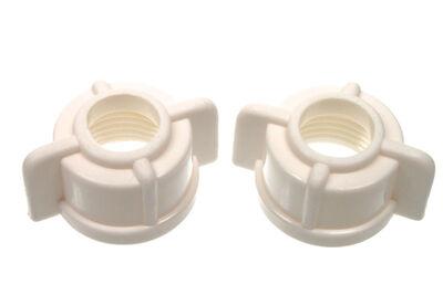 Danco Plastic Tailpiece Nut 1/2 in. Dia.