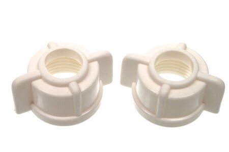 Danco Plastic Tailpiece Nut 1/2 in. Dia.