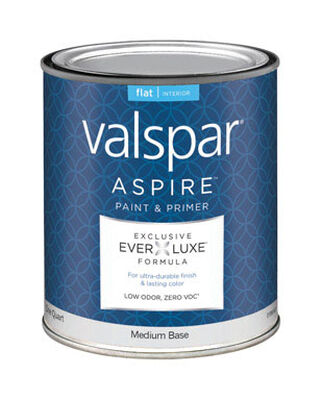 Valspar Aspire Interior Acrylic Latex Paint & Primer 1 qt.