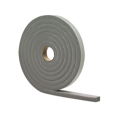 M-D Building Products Window Foam 10 ft. L x 1/2 in. Weather Stripping Gray