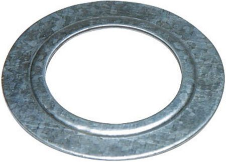 Sigma 1 to 3/4 in. Dia. Steel Reducing Washer EMT 2 pk