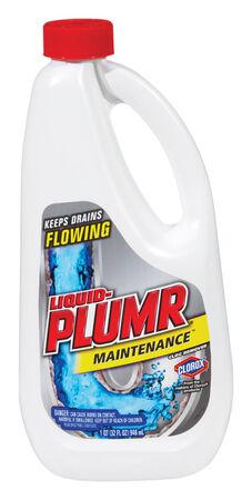 Liquid-Plumr Maintenance Clog Remover Liquid 32 oz.